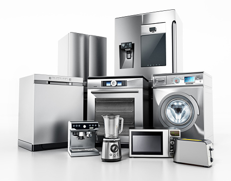 Home Appliances Make Our Lives Easier Every Day