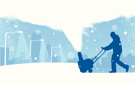 Snow removal services, kopa home services
