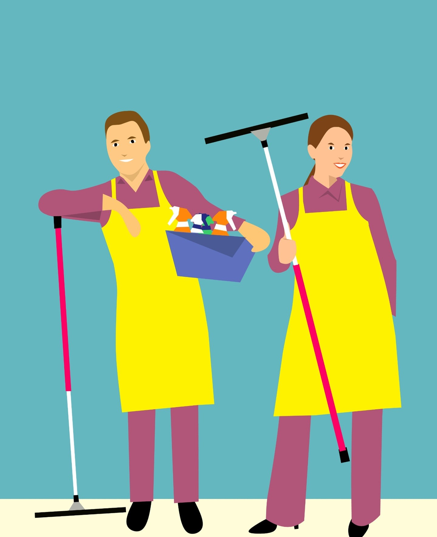 cleaning services, kopa home services